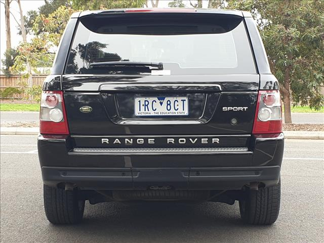 2009 RANGE ROVER RANGE ROVER SPORT 2.7 TdV6 MY09 4D WAGON