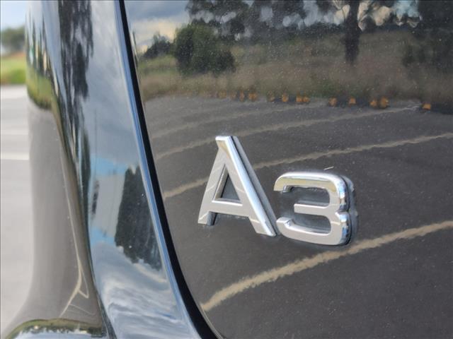 2009 AUDI A3 SPORTBACK 1.8 TFSI AMBITION 8P MY09 5D HATCHBACK