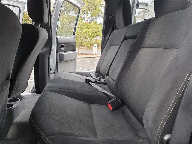 2010 FORD RANGER XLT (4x4) PK DUAL CAB P/UP