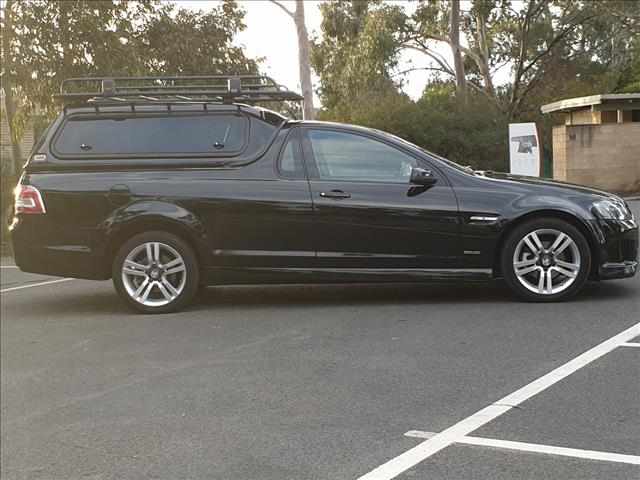 2010 HOLDEN COMMODORE SV6 VE MY10 UTILITY
