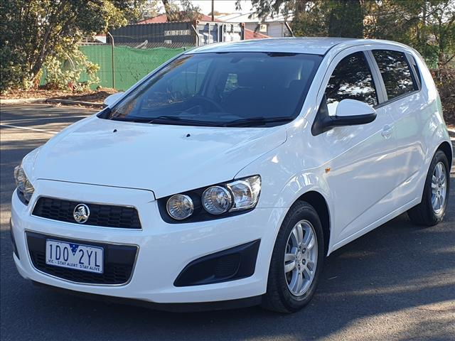 2014 HOLDEN BARINA CD TM MY15 5D HATCHBACK