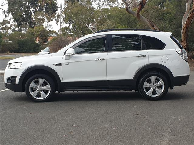 2012 HOLDEN CAPTIVA 7 CX (4x4) CG SERIES II 4D WAGON