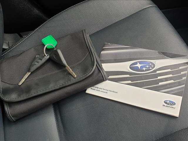 2009 SUBARU IMPREZA RS (AWD) MY09 4D SEDAN