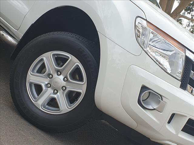 2014 FORD RANGER XLT 3.2 HI-RIDER (4x2) PX SUPER CAB PICK UP