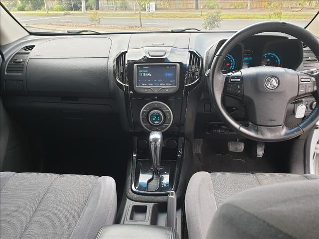 2015 HOLDEN COLORADO LTZ (4x2) RG MY15 CREW CAB P/UP