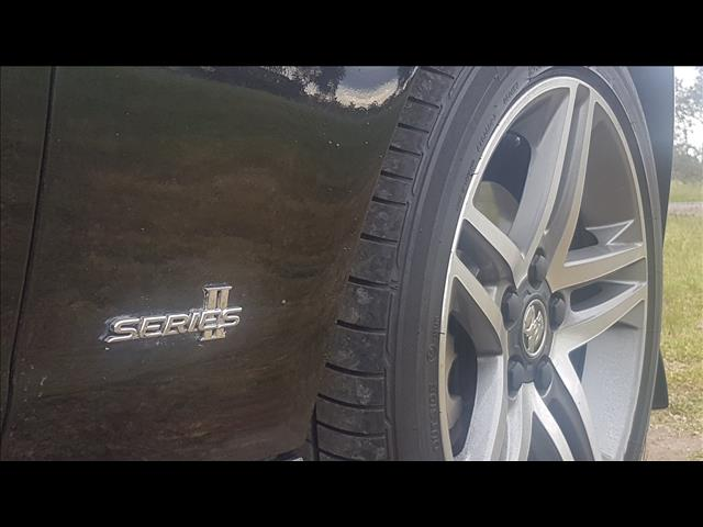2012 HOLDEN COMMODORE SV6 VE II MY12 4D SEDAN