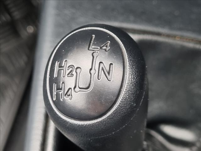 2014 TOYOTA HILUX SR (4x4) KUN26R MY14 DUAL CAB P/UP