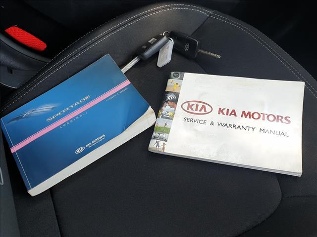 2012 KIA SPORTAGE SLi (AWD) SL MY12 4D WAGON