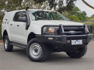 2015 FORD RANGER XL 3.2 (4x4) PX MKII CREW CAB UTILITY
