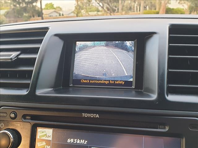 2013 TOYOTA KLUGER KX-S (FWD) GSU40R MY13 UPGRADE 4D WAGON