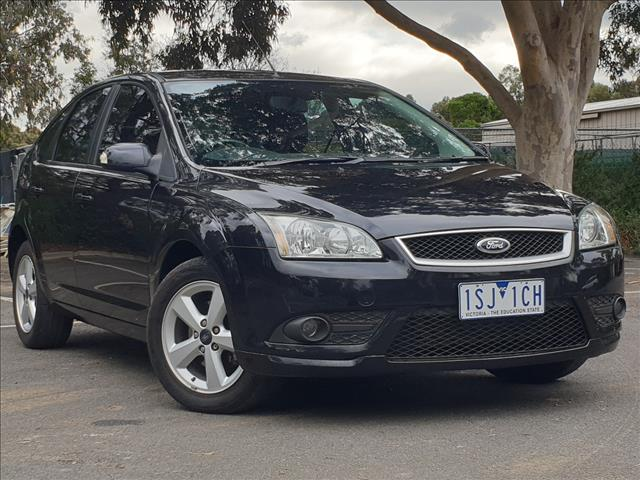 2008 FORD FOCUS TDCi LT 5D HATCHBACK