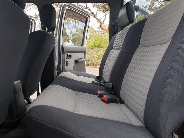 2014 NISSAN NAVARA ST-R (4x4) D22 SERIES 5 DUAL CAB P/UP