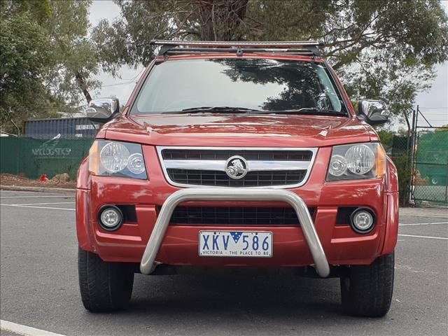 2009 HOLDEN COLORADO LT-R (4x2) RC MY09 CREW CAB P/UP