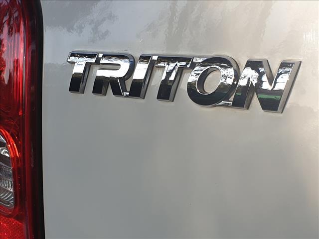 2015 MITSUBISHI TRITON GLS (4x4) MQ MY16 DUAL CAB UTILITY