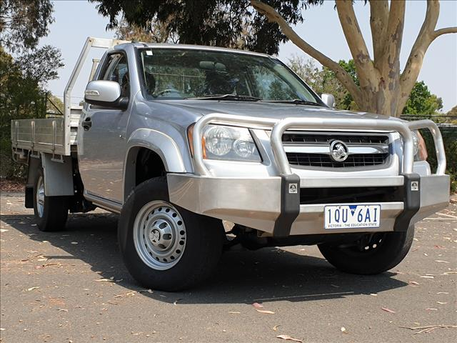 2008 HOLDEN COLORADO LX (4x2) RC MY09 C/CHAS