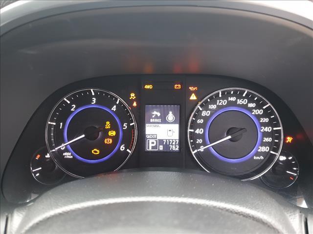 2013 INFINITI FX 30d GT S51 4D WAGON