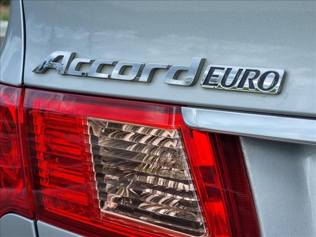2012 HONDA ACCORD EURO LUXURY 10 MY12 4D SEDAN
