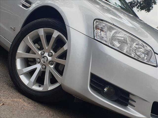 2010 HOLDEN BERLINA INTERNATIONAL VE II 4D SPORTWAGON