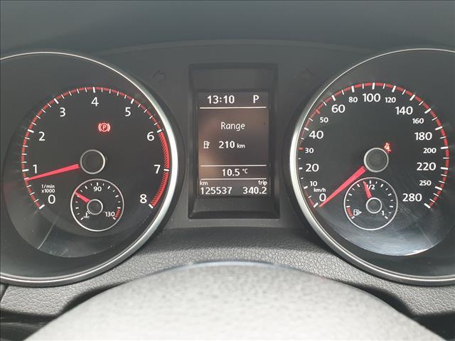 2011 VOLKSWAGEN GOLF GTi 1K MY11 5D HATCHBACK