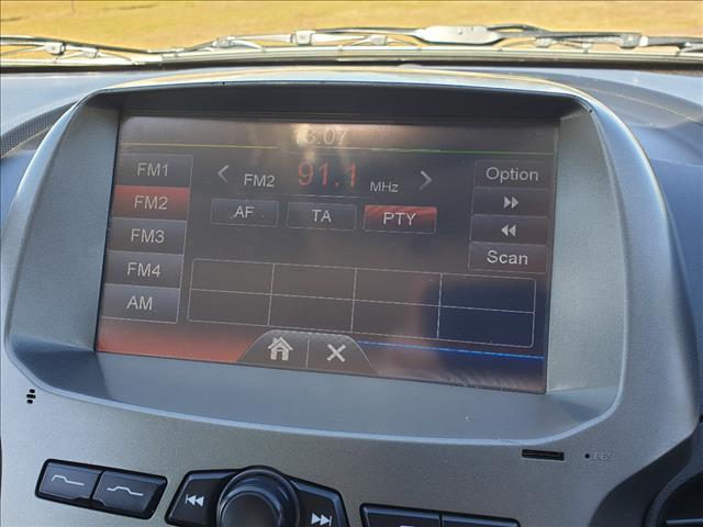 2014 FORD RANGER XL 2.2 HI-RIDER (4x2) PX CREW C/CHAS