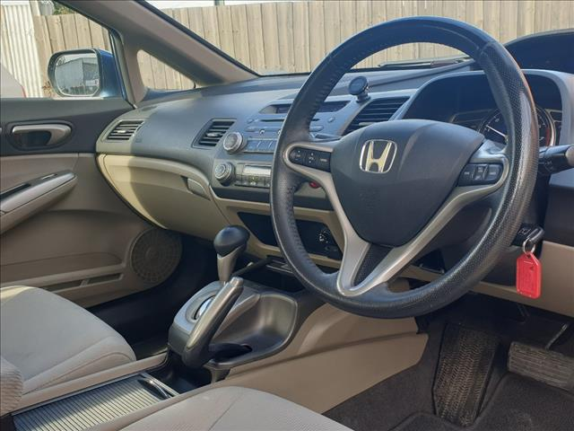 2009 HONDA CIVIC HYBRID MY07 4D SEDAN