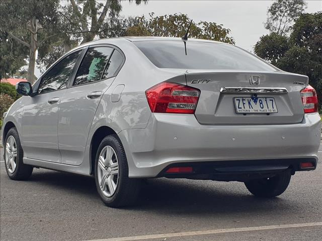 2012 HONDA CITY VTi GM MY12 4D SEDAN