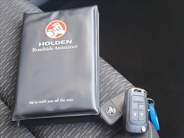 2015 HOLDEN COMMODORE EVOKE VF MY15 4D SEDAN