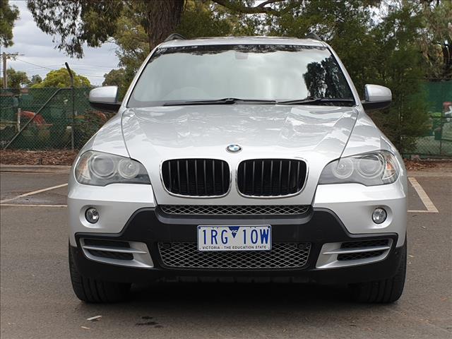 2008 BMW X5 xDRIVE 30d E70 MY09 4D WAGON