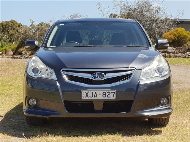 2009 SUBARU LIBERTY 2.5i MY09 4D SEDAN