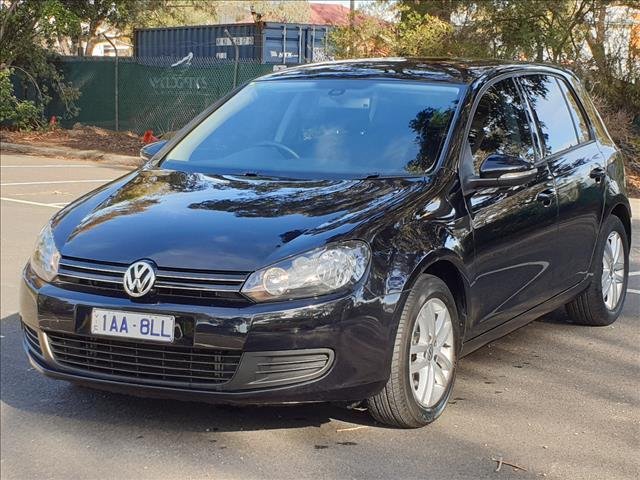 2012 VOLKSWAGEN GOLF 103 TDI COMFORTLINE BLUEMOTION 1K MY12 5D HATCHBACK
