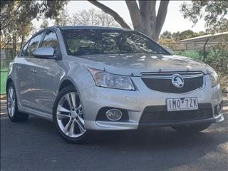 2014 HOLDEN CRUZE SRi Z-SERIES JH MY14 4D SEDAN