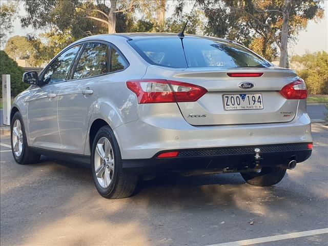 2013 FORD FOCUS TREND LW MK2 4D SEDAN