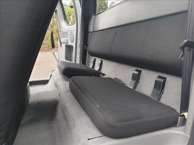 2010 FORD RANGER XL HI-RIDER (4x2) PK SUPER CAB CHASSIS