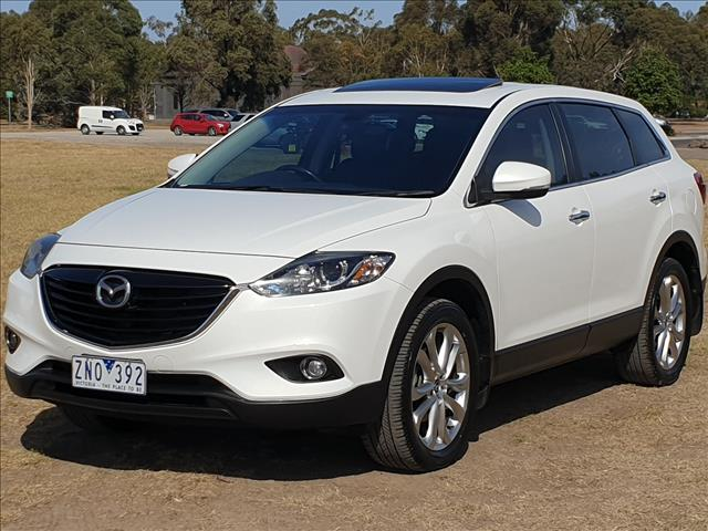 2012 MAZDA CX-9 LUXURY (FWD) MY13 4D WAGON