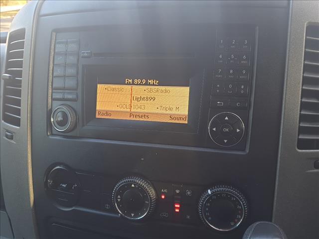 2012 MERCEDES-BENZ SPRINTER 313CDI MWB 906 MY12 3D VAN