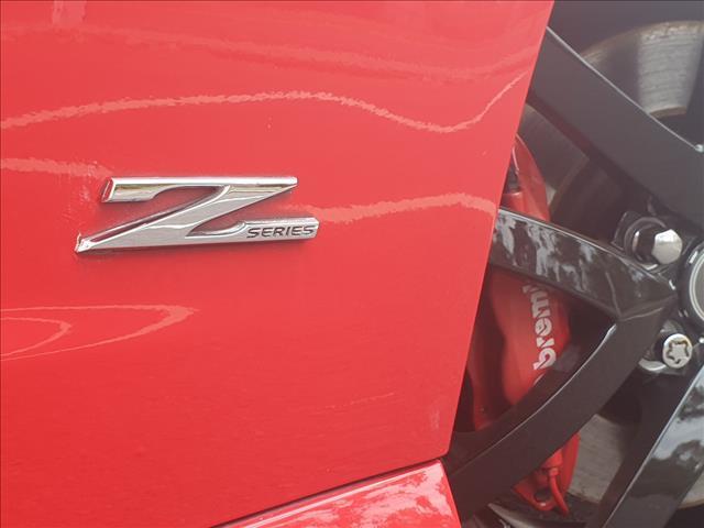 2012 HOLDEN COMMODORE SS-V Z-SERIES VE II MY12.5 4D SEDAN