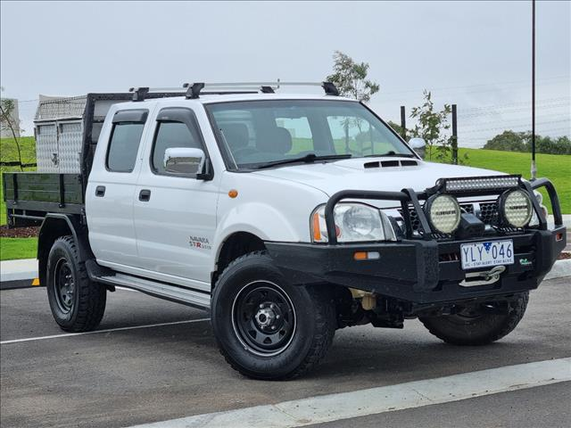 2011 NISSAN NAVARA ST-R (4x4) D22 SERIES 5 DUAL CAB P/UP