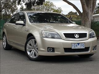 2006 HOLDEN CAPRICE WM 4D SEDAN
