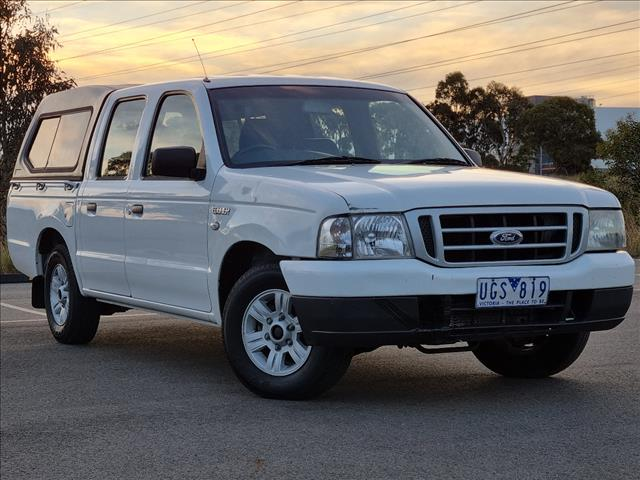2005 FORD COURIER GL PH CREW CAB P/UP