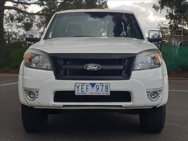 2010 FORD RANGER XLT (4x4) PK DUAL CAB P/UP