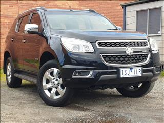 2013 HOLDEN COLORADO 7 LTZ (4x4) RG 4D WAGON