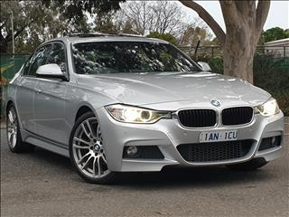 2013 BMW 3 20d F30 4D SEDAN