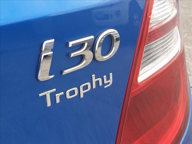 2010 HYUNDAI i30 TROPHY FD MY11 5D HATCHBACK