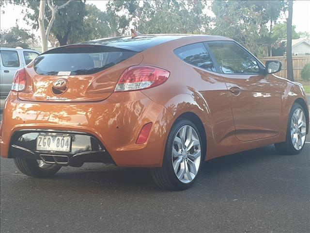 2012 HYUNDAI VELOSTER + FS 3D COUPE