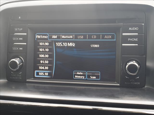 2013 MAZDA CX-5 MAXX (4x4) MY13 4D WAGON