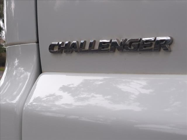 2012 MITSUBISHI CHALLENGER (4x2) PB MY12 4D WAGON