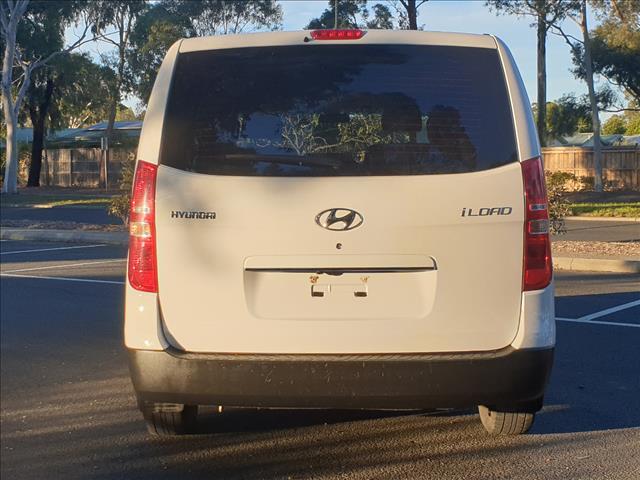 2017 HYUNDAI iLOAD 3S LIFTBACK TQ SERIES II (TQ3) MY1 4D VAN