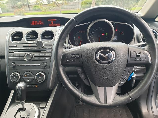 2010 MAZDA CX-7 CLASSIC (FWD) ER MY10 4D WAGON