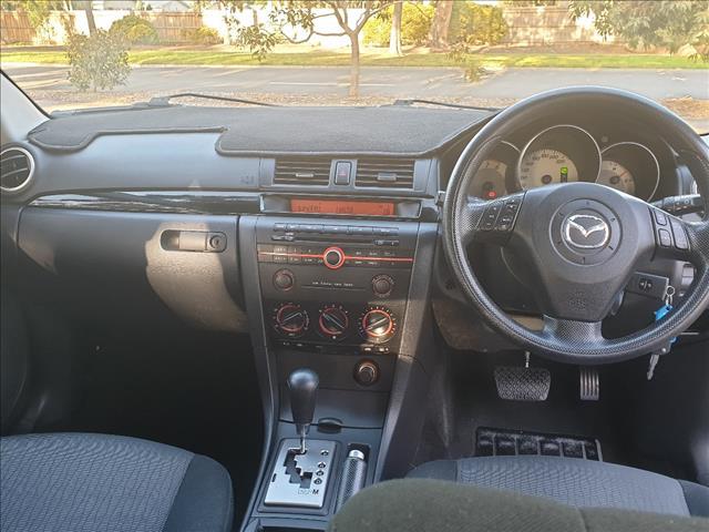 2007 MAZDA MAZDA3 MAXX SPORT BK MY06 UPGRADE 4D SEDAN