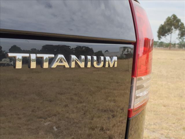 2014 FORD TERRITORY TITANIUM (RWD) SZ 4D WAGON